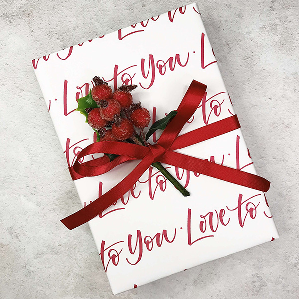 Love to you present