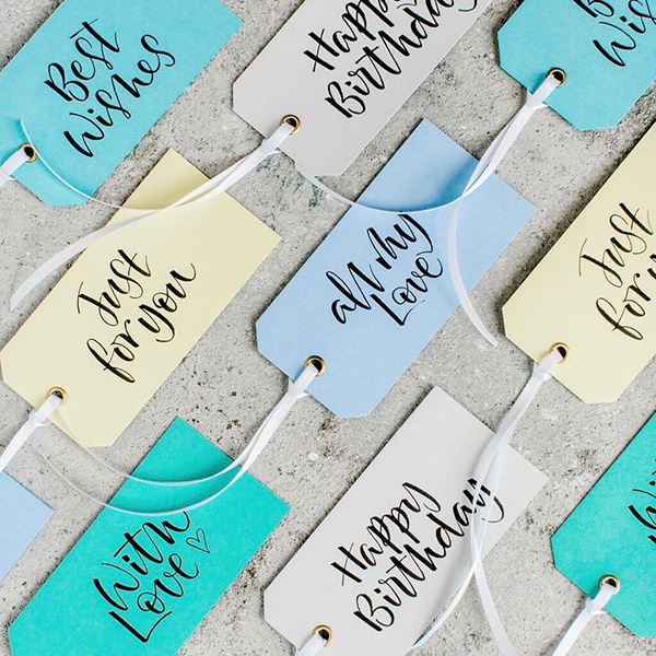 Summer Collection Tags